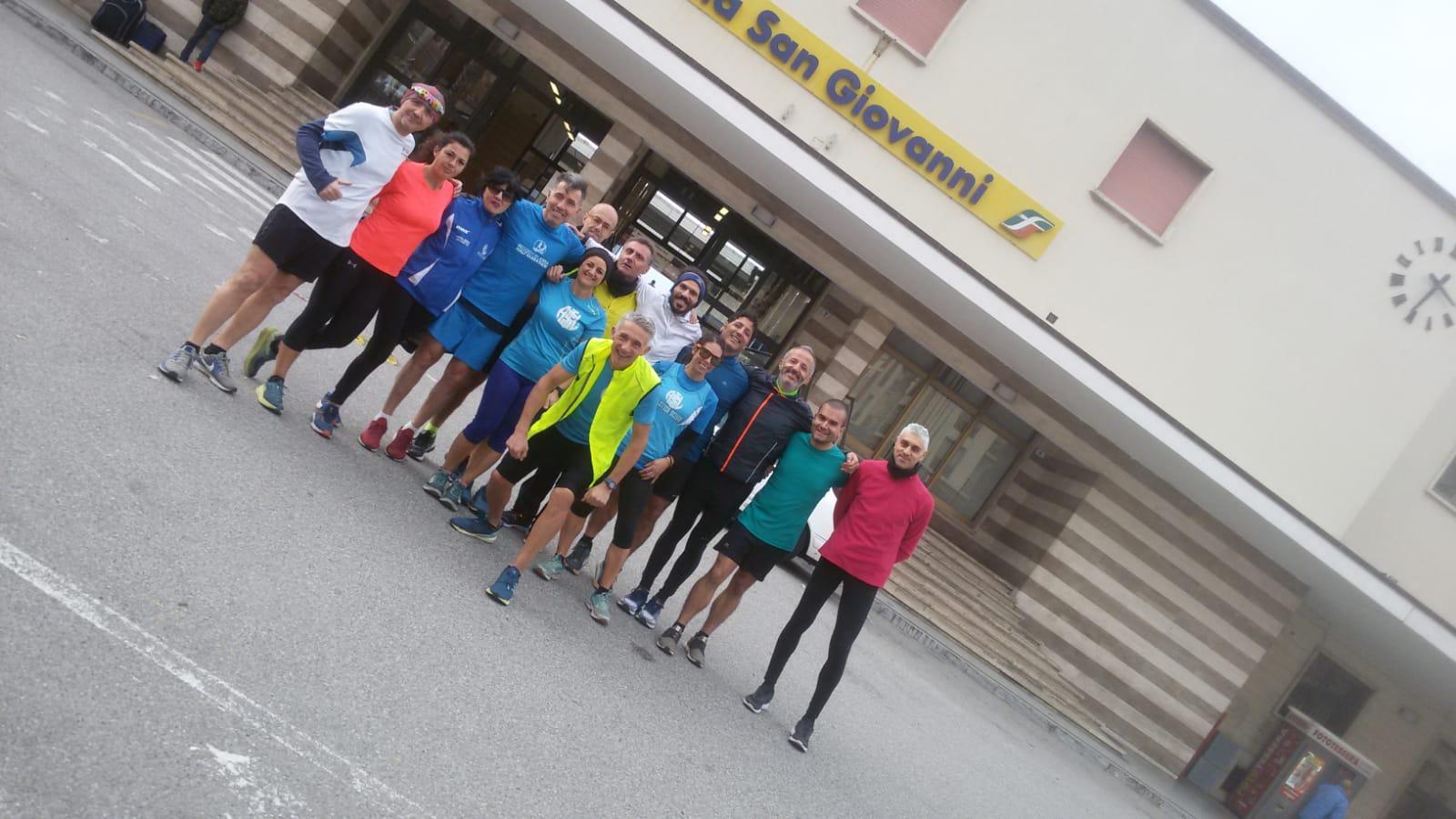 Correre ai confini Luca Naso Villa San Giovanni Atletica Sciuto