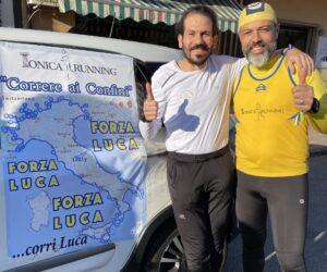 Ammiraglia Ionica Running Giuseppe Micelotta Correre ai confini Luca Naso